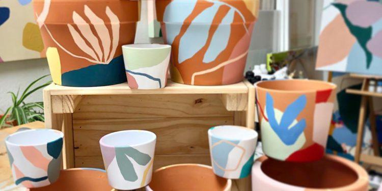 decorative terracotta pots for your house plants