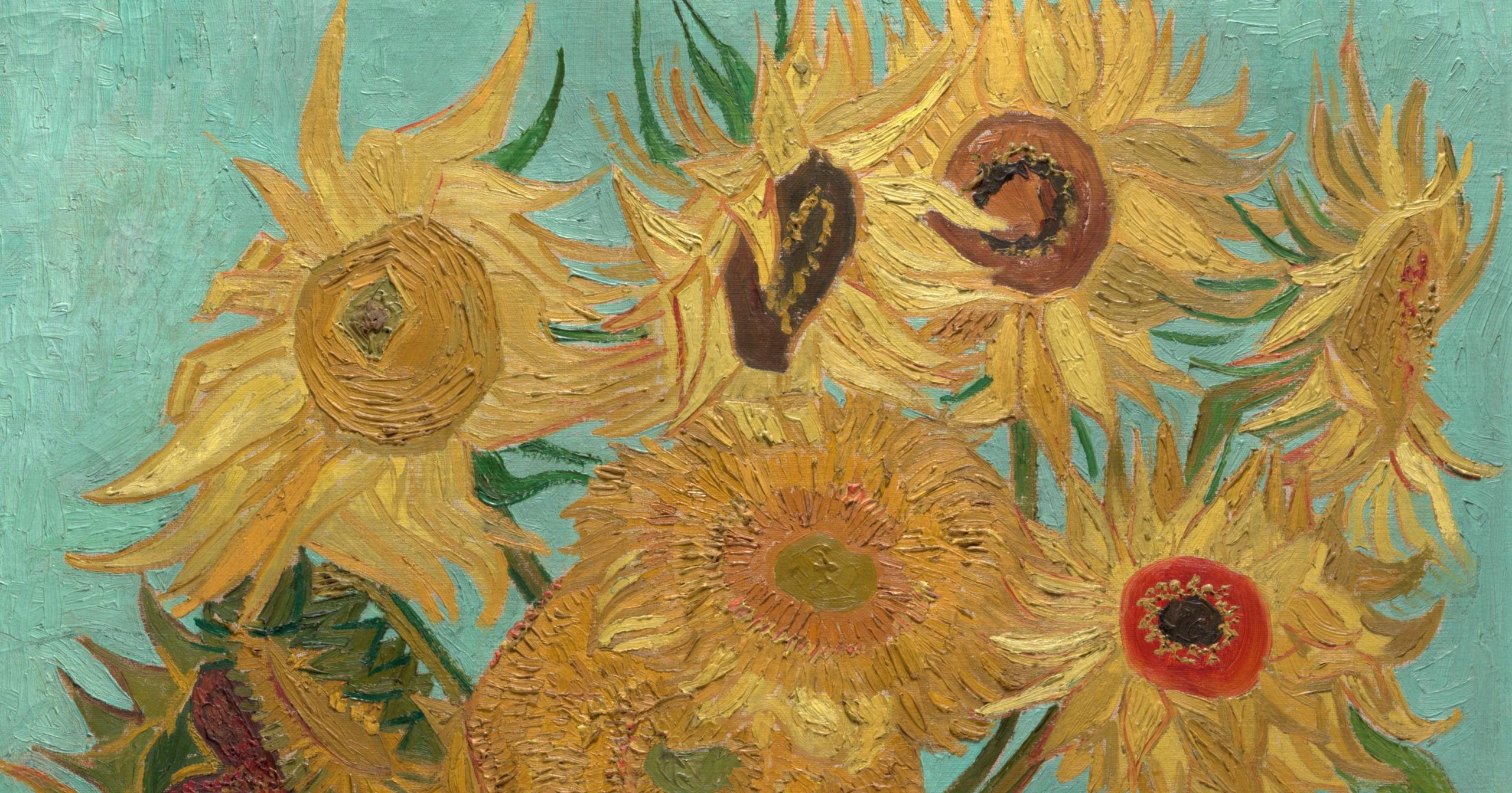sunflower painting by van gogh balance