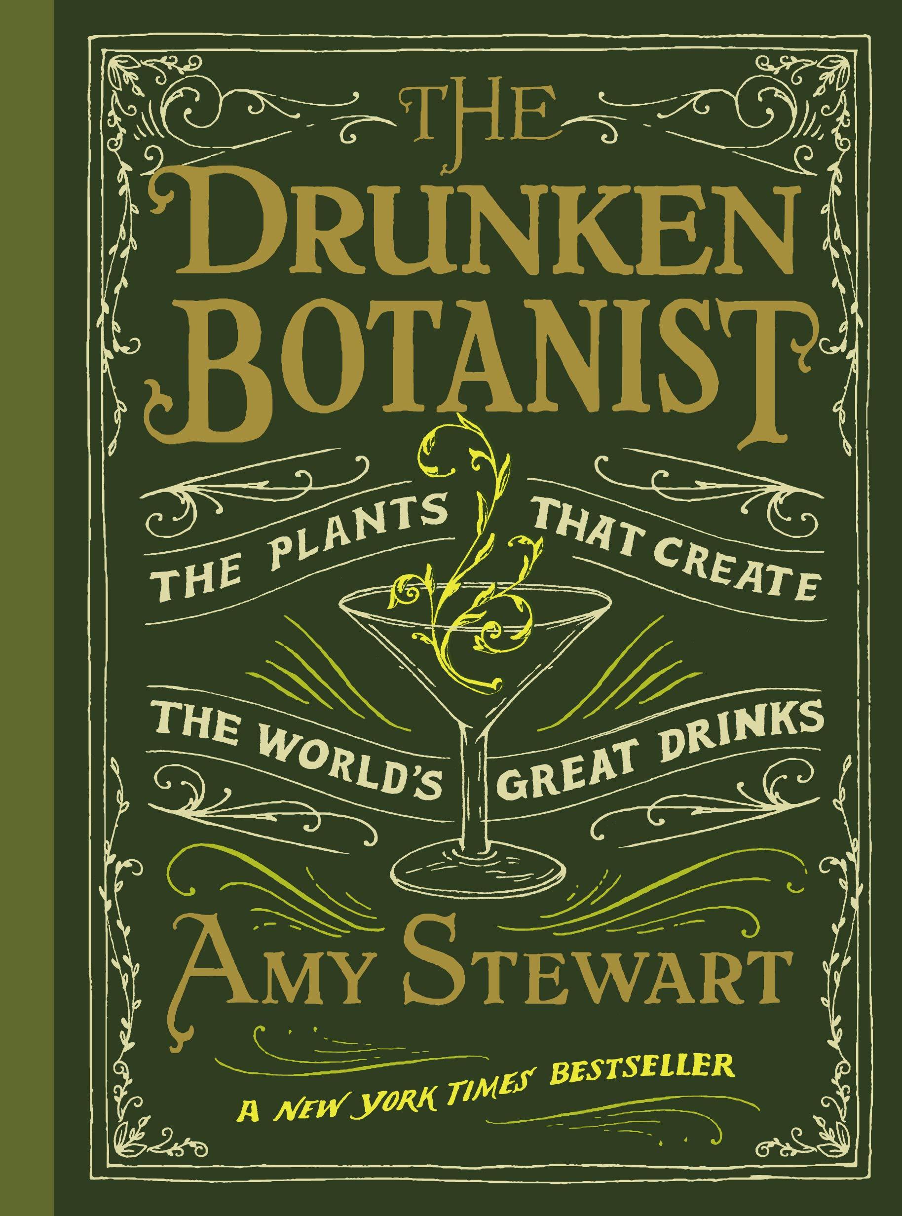 drunken botanist book cover