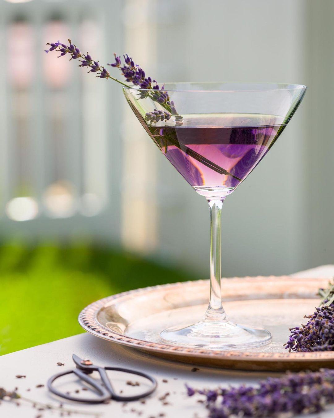 lavender tonic