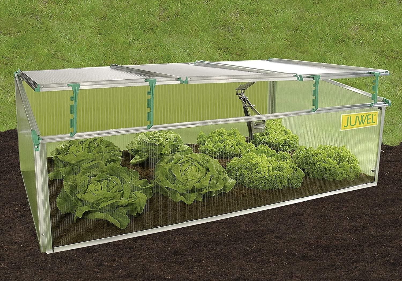 cold frame greenhouse kit